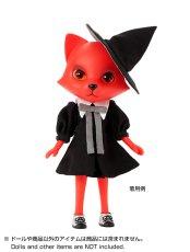 Photo4: Dress: Witch girl Set for ruruko / ruruko魔法っ子ガールセット (4)