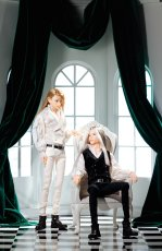 Photo7: One-sixth scale Boys & Male Album, Gilet, EIGHT/ 六分の一男子図鑑 ジレスタイル エイト (7)