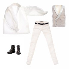 Photo3: One-sixth scale Boys & Male Album, Gilet, EIGHT/ 六分の一男子図鑑 ジレスタイル エイト (3)