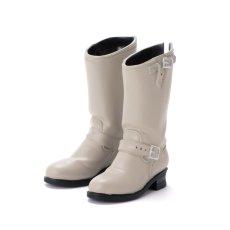 Photo1: Sekiguchi shoes, Engineer Boots, Sand-Gray / エンジニアブーツ サンドグレー (1)