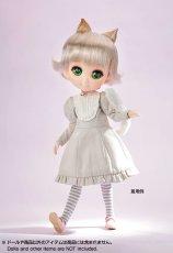 Photo6: Dress: Gray Cat Dress Set (re-stocked) / グレーキャットワンピースセット (6)