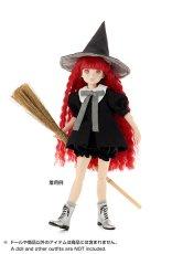 Photo2: Dress: Witch girl Set for ruruko / ruruko魔法っ子ガールセット (2)