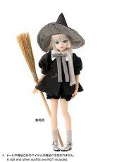 Photo3: Dress: Witch girl Set for ruruko / ruruko魔法っ子ガールセット (3)