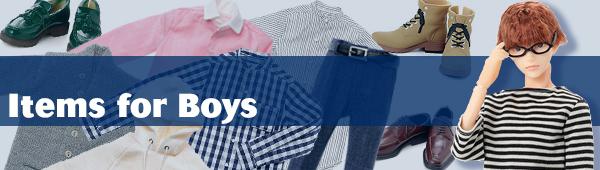 Items for Boys