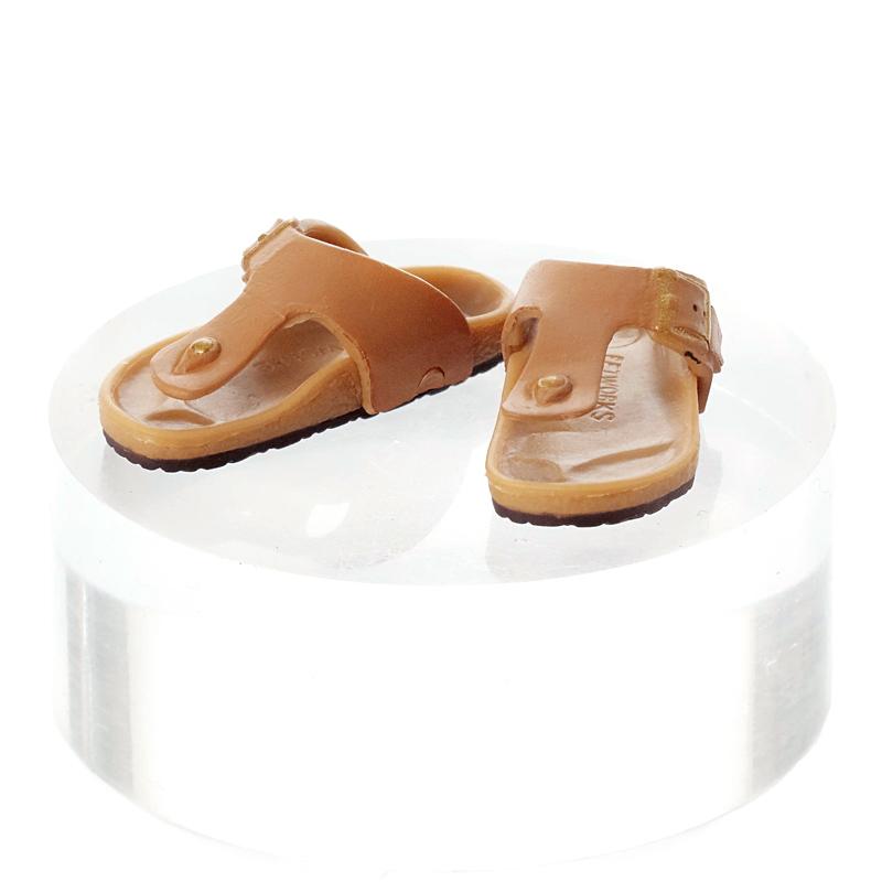 Photo1: Relax Sandals, Brown/ リラックスサンダル ブラウン (1)