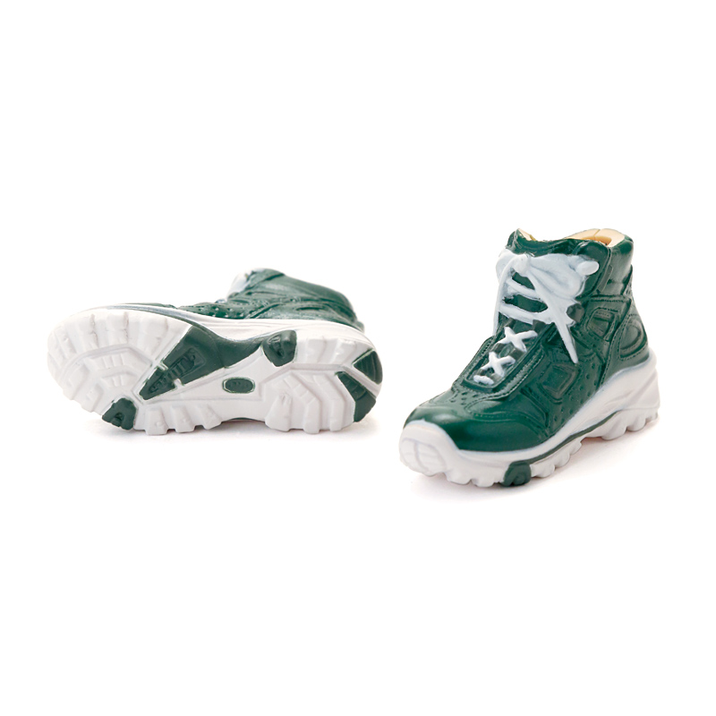 Photo1: CCS Trekking Sneakers, Dark-Green / トレッキングスニーカー ダークグリーン (1)