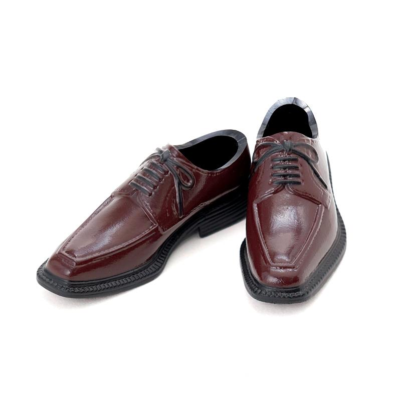 Photo1: CCS U-Tip shoes, Dark-Brown x Black Sole / Uチップ ダークブラウン×ブラックソール (1)