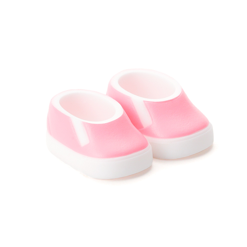 Photo1: DecoNiki Shoes, Slip-ons, Pink / でこニキスリッポン ピンク (1)