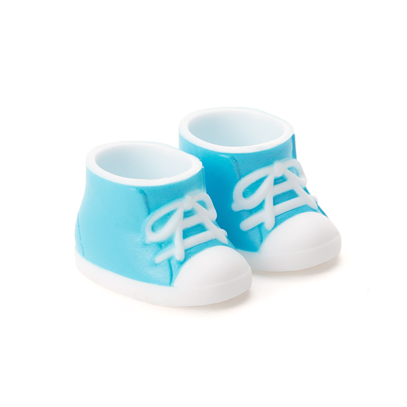 Photo1: DecoNiki Shoes, Sneakers, Blue / でこニキスニーカー ブルー (1)