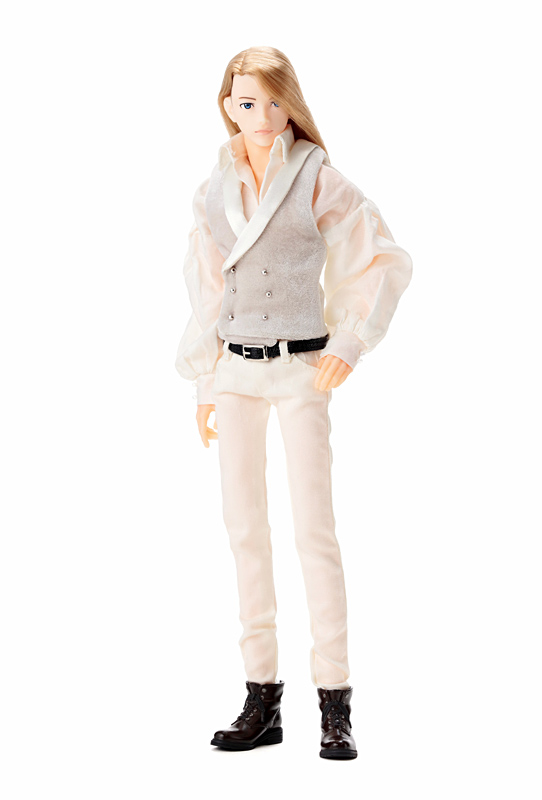Photo1: One-sixth scale Boys & Male Album, Gilet, EIGHT/ 六分の一男子図鑑 ジレスタイル エイト (1)