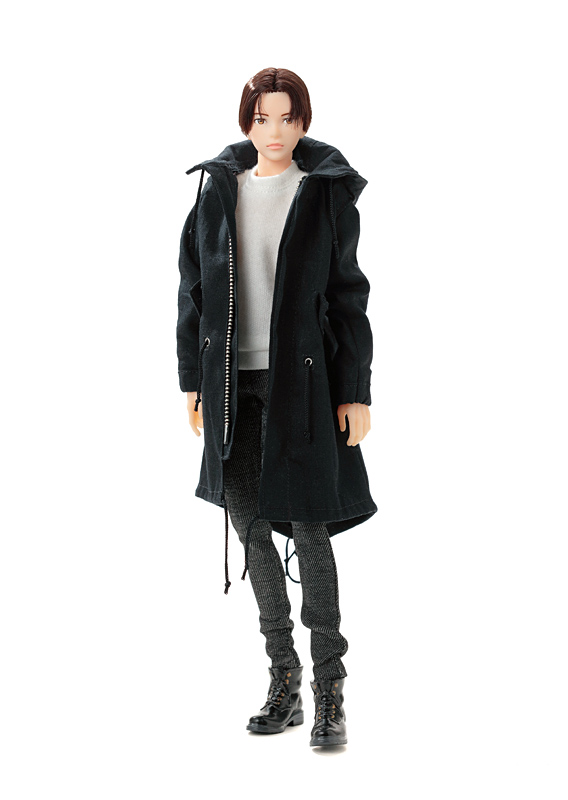 Photo1: One-sixth scale Boys & Male Album, Mods Parka, EIGHT / 六分の一男子図鑑 モッズコートスタイル エイト (1)