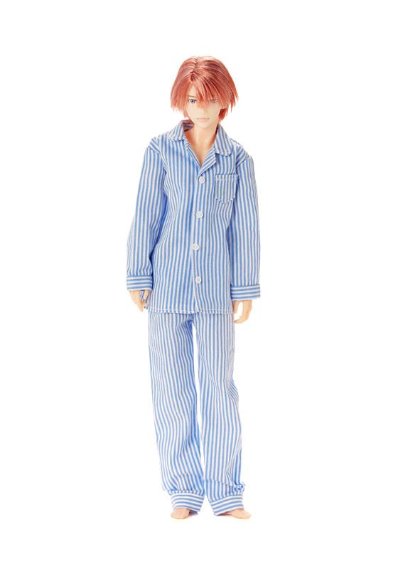 Photo1: One-sixth scale Boys & Male Album, Pajamas, EIGHT/ 六分の一男子図鑑 パジャマスタイル エイト (1)