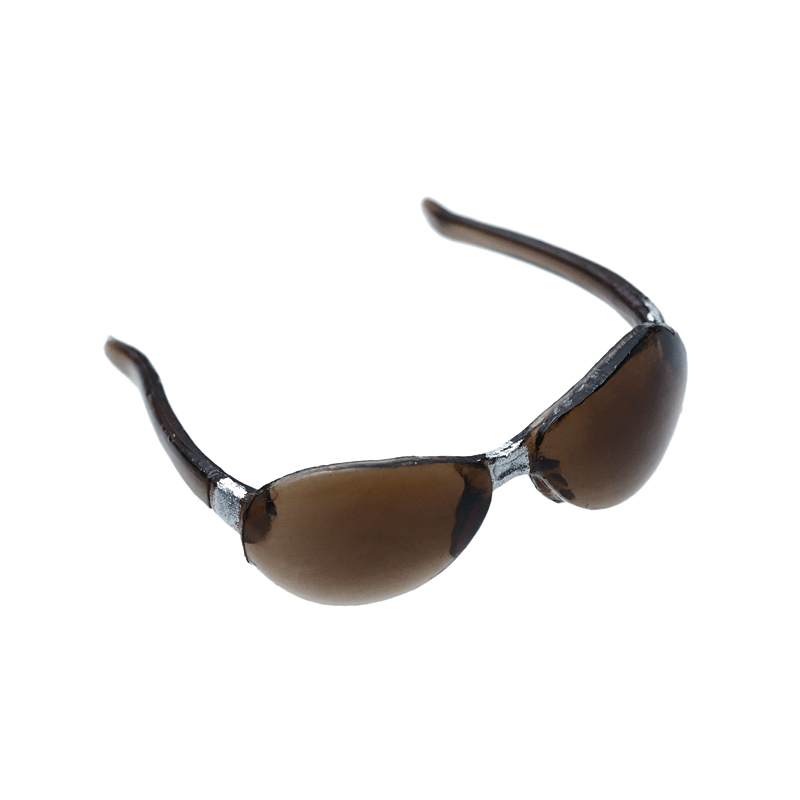 Photo1: Sekiguchi, Sunglasses , Clear-Black x Silver   / サングラスA クリアブラック×シルバー (1)