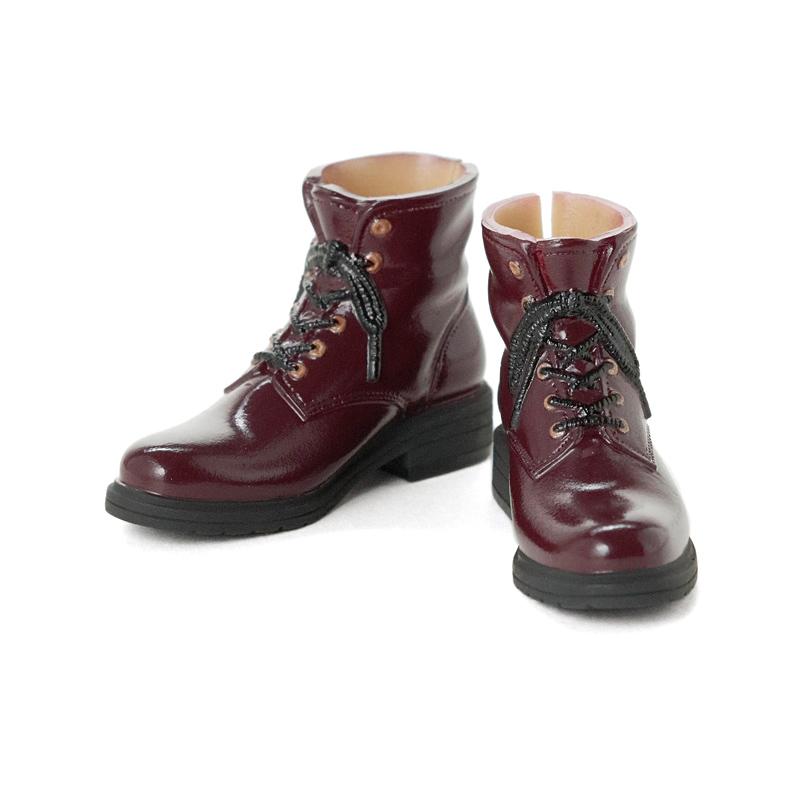 Photo1: Men's Work Boots, Bordeaux / メンズワークブーツ ボルドー (1)