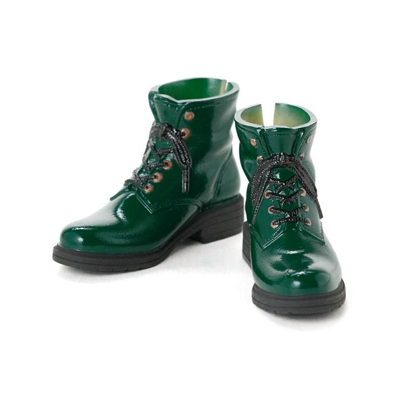 Photo1: Men's Work Boots, Viridian / メンズワークブーツ ビリジアン (1)