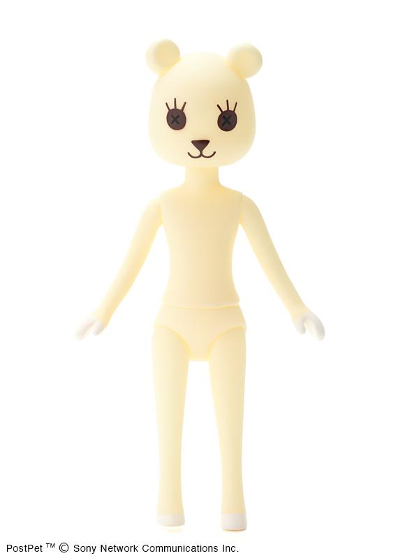 Photo1: momo-bolo, Pastel Yellow / モモボーロ パステルイエロー (1)