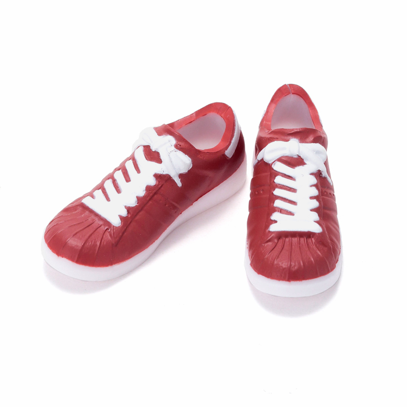 Photo1: Sekiguchi shoes, Sneakers, Dark-Red / スニーカー ダークレッド (1)
