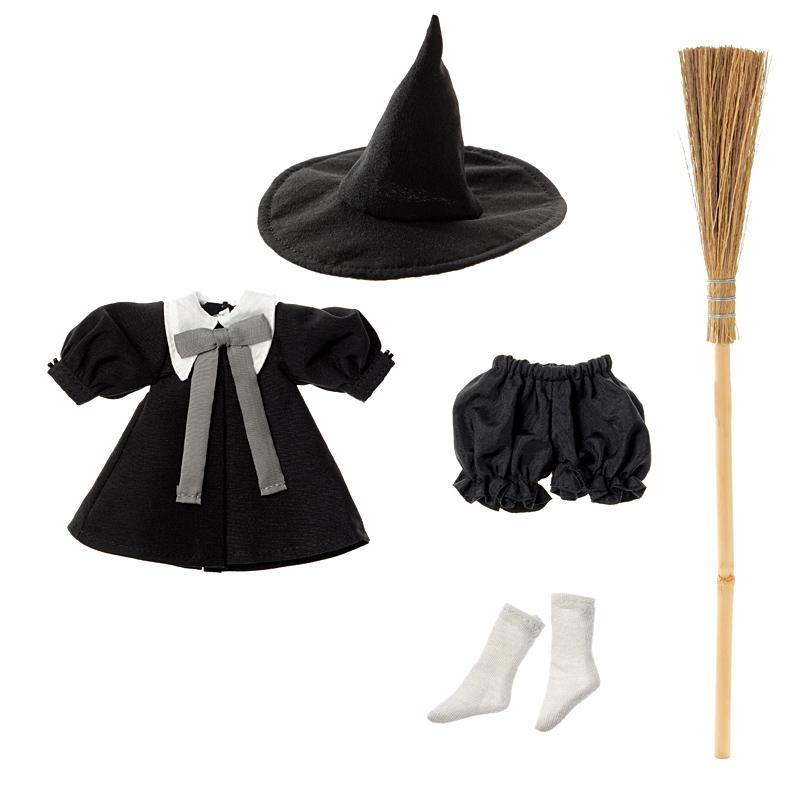 Photo1: Dress: Witch girl Set for ruruko / ruruko魔法っ子ガールセット (1)