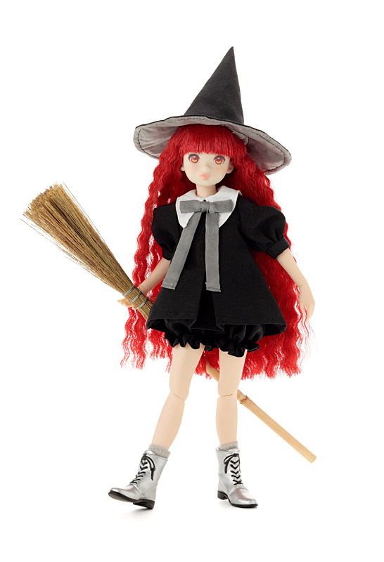 Photo1: ruruko, Witch girl / 魔法っ子ruruko girl (1)